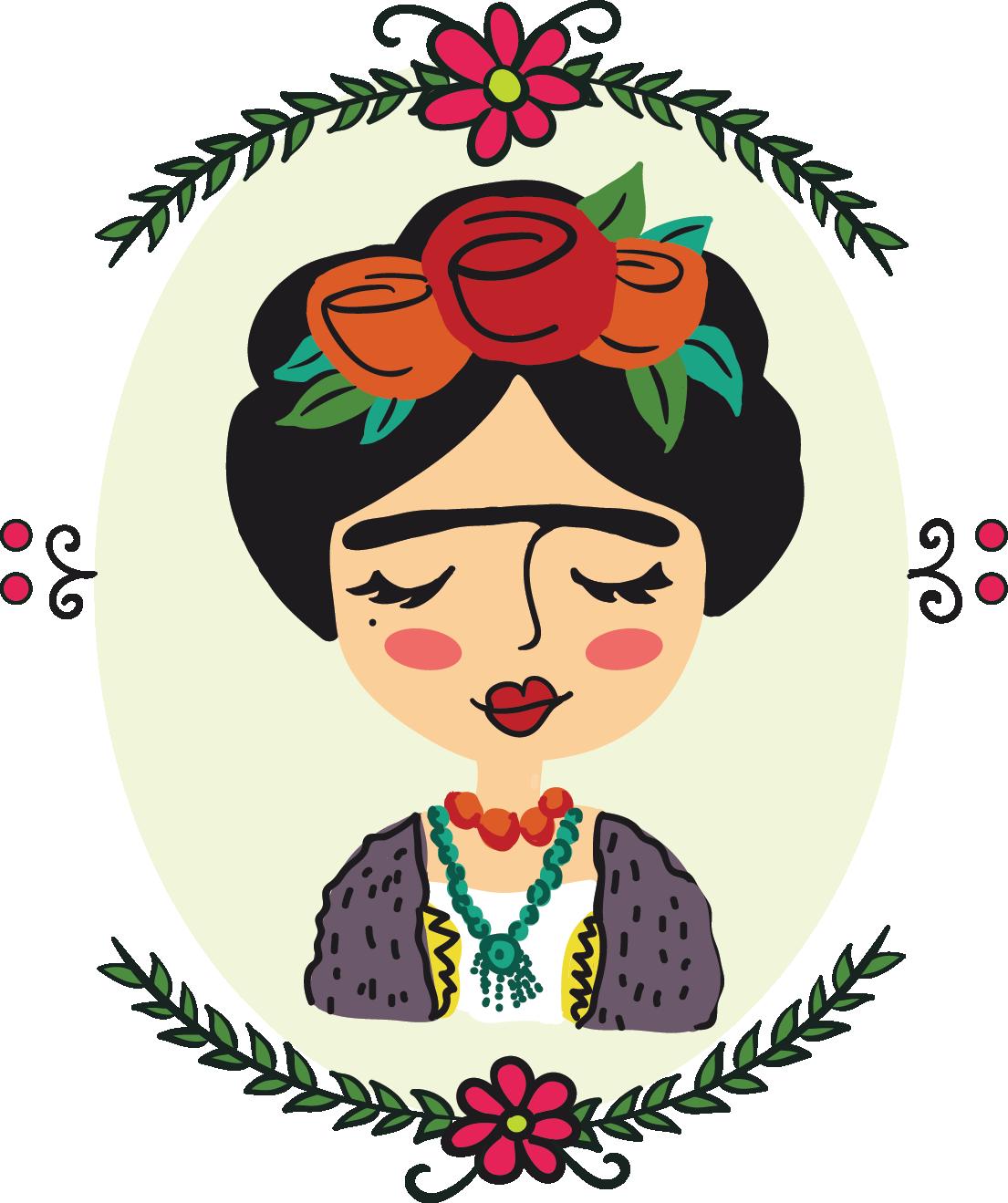 Frida kahlo clipart free clip royalty free Frida kahlo clipart clipart images gallery for free download ... clip royalty free