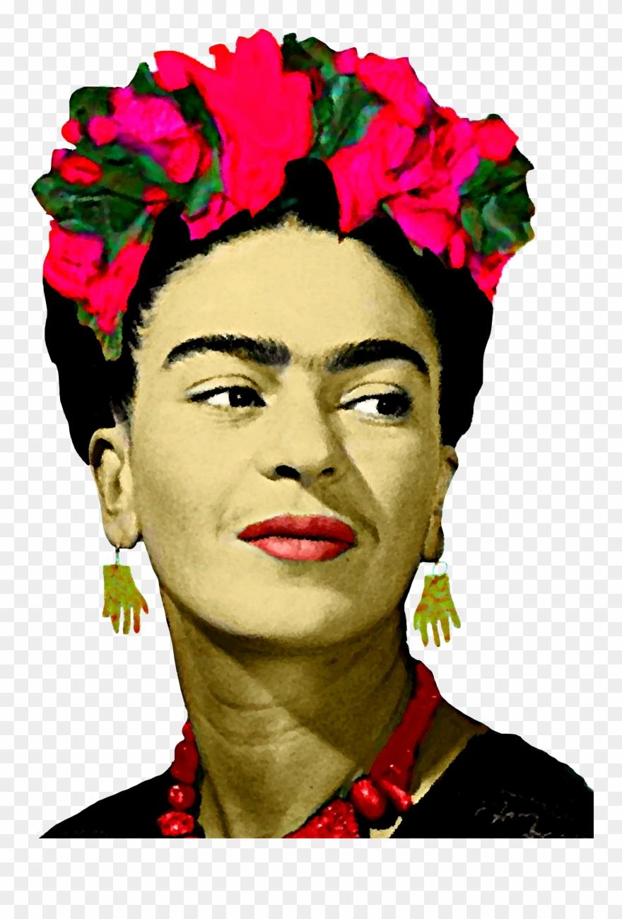 Frida kahlo clipart free transparent Fridakahlo Sticker - Frida Kahlo Pop Art Posters Clipart (#3345883 ... transparent