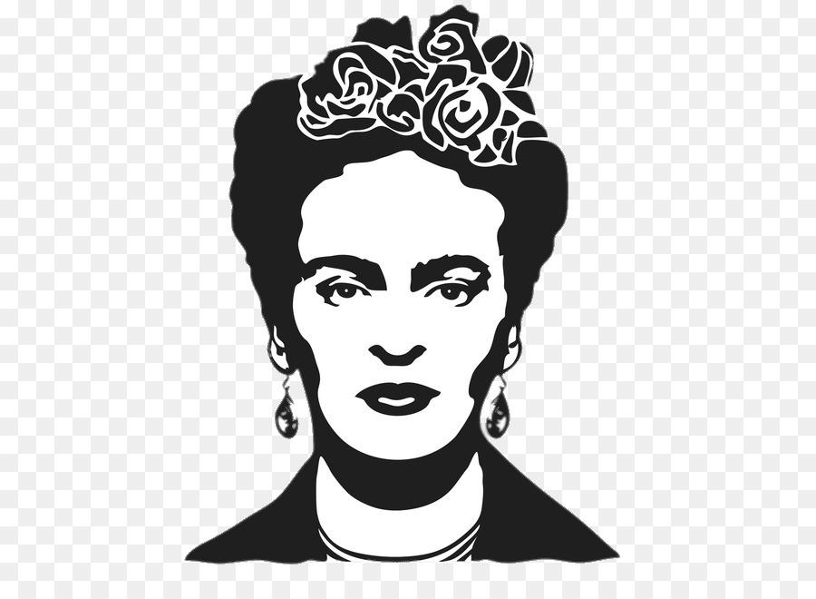 Frida kahlo clipart free vector download Frida Kahlo png download - 500*647 - Free Transparent Diego Rivera ... vector download
