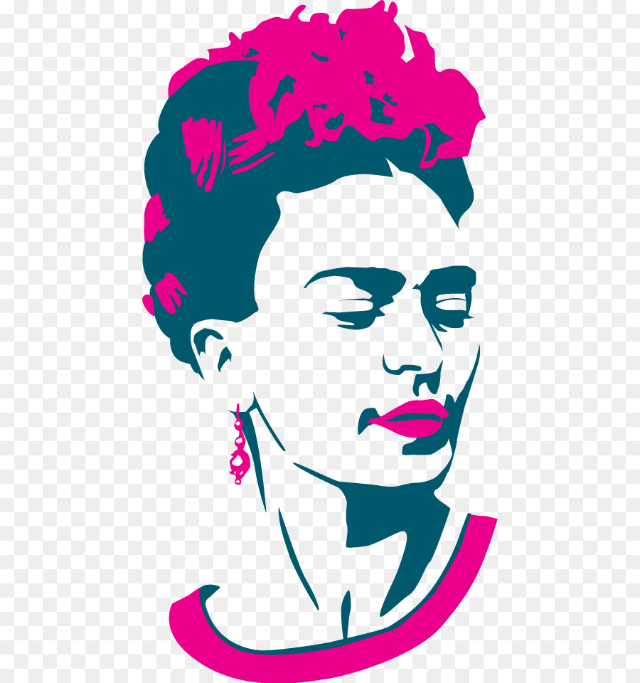 Frida kahlo vector clipart clipart free library Clip art Illustration Portable Network Graphics Image Vector ... clipart free library