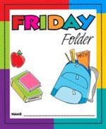 Friday folder clipart jpg freeuse download Memorial School PTA / PTA Friday Folder jpg freeuse download