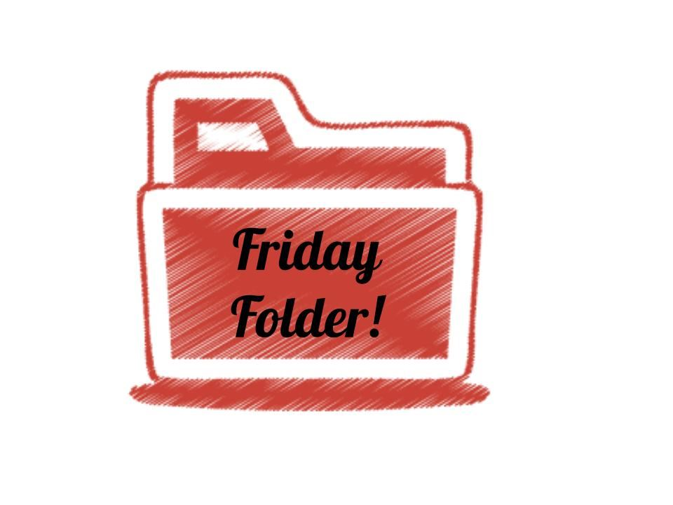 Friday folder clipart vector freeuse Announcements / Announcements vector freeuse
