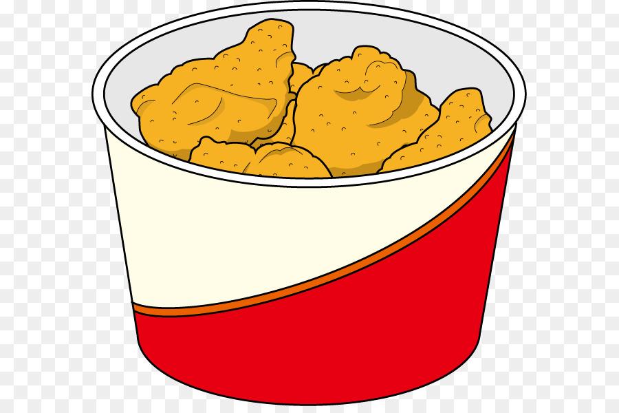 Fried chicken cartoon clipart banner download Junk Food Cartoon png download - 633*590 - Free Transparent Fried ... banner download