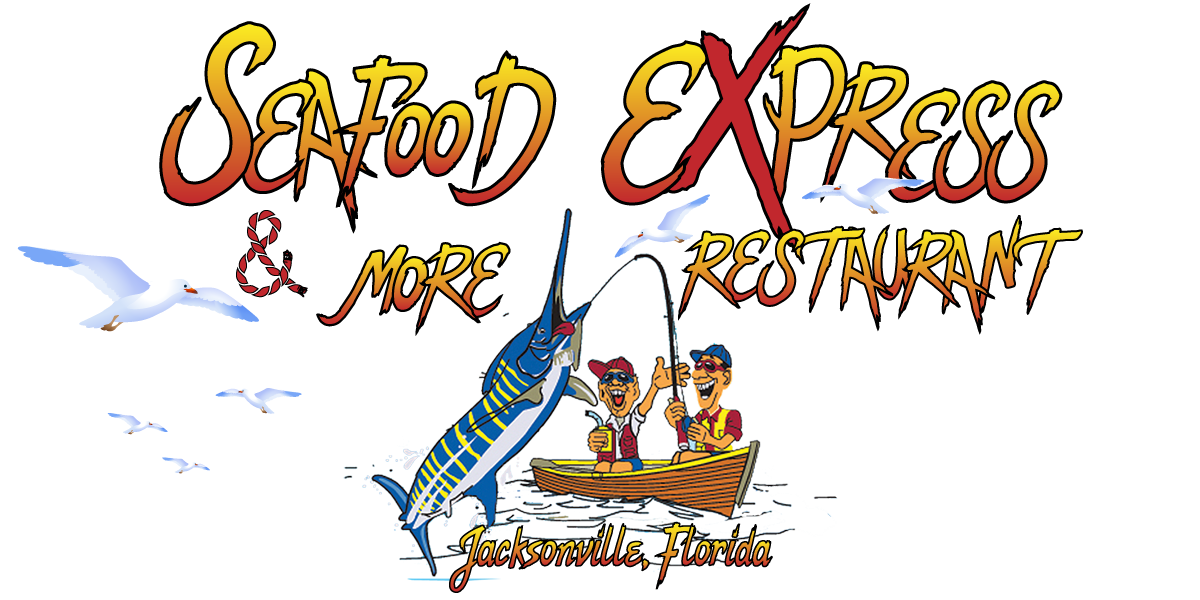 Fried fish lunch clipart jpg royalty free stock Seafood Express & More - Home jpg royalty free stock