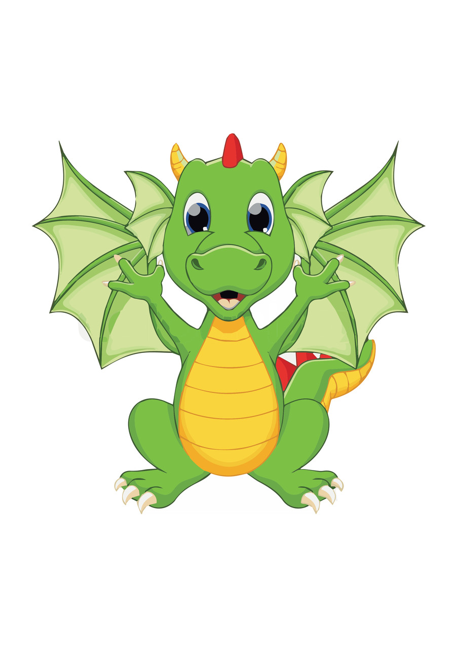 Friendly dragon clipart graphic royalty free library Friendly Dragon Pictures Group with 48+ items graphic royalty free library