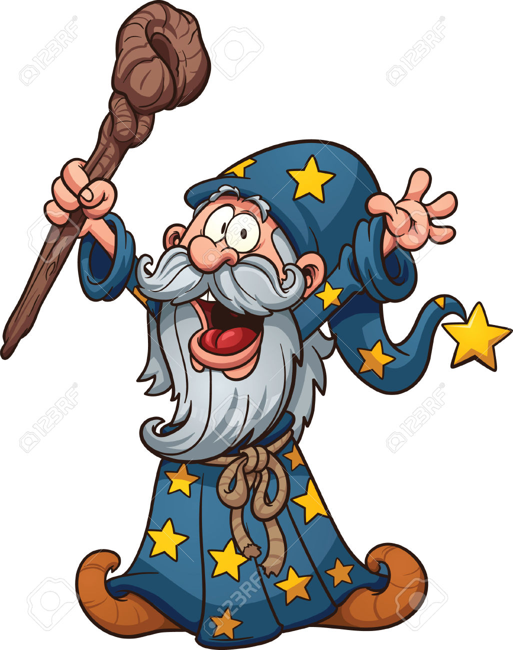 Wiz of is clipart clip freeuse stock Friendly Wizard Clipart & Free Clip Art Images #9253 - Clipartimage.com clip freeuse stock
