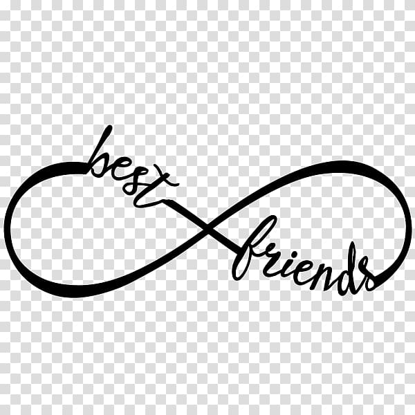 Friends clipart text banner black and white download Best friends forever Friendship Love , best friend transparent ... banner black and white download