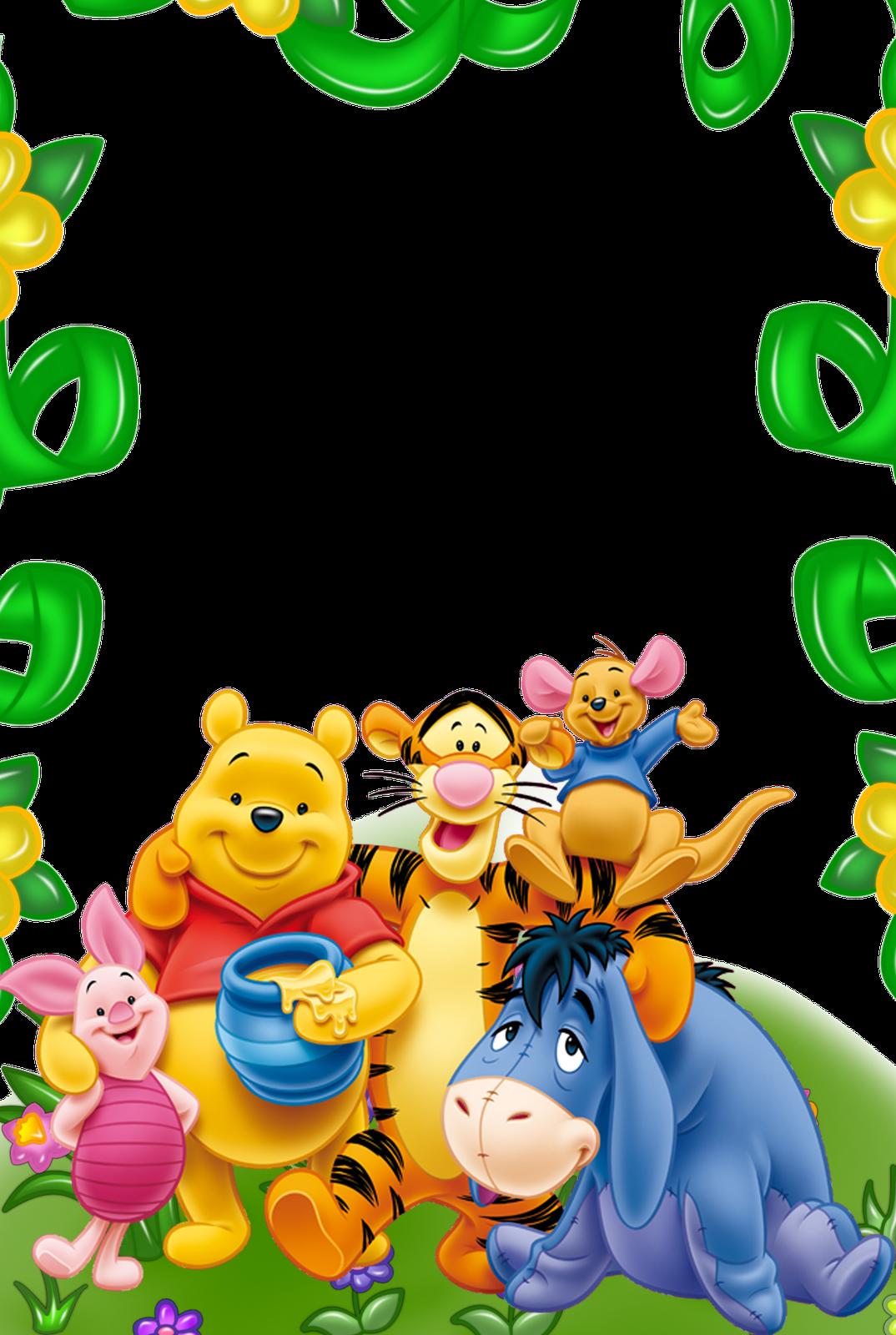High school friends clipart banner Winnie The Pooh And Friends Clipart - Clip Art. Net banner