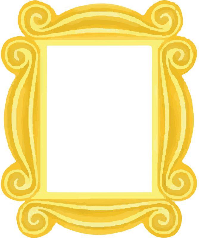 Friends peephole frame clipart picture stock Friends Frame Sticker by Lauren Glynn | Laptop Stuff | Friends ... picture stock
