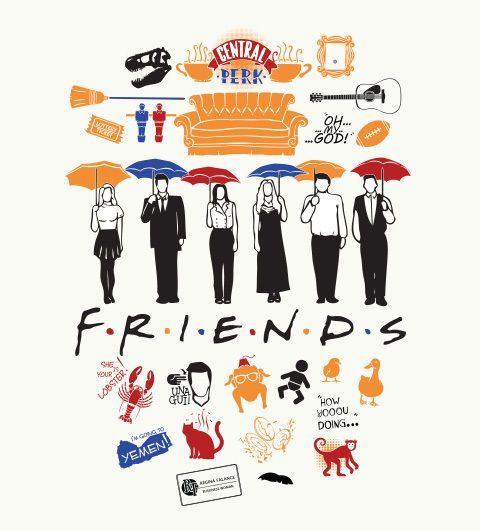 Friends tv show clipart svg Friends tv show clipart » Clipart Station svg
