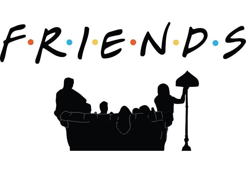 Friends tv show clipart jpg free stock Friends tv show clipart - Clip Art Library jpg free stock