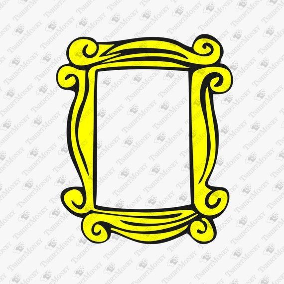 Friends tv show clipart svg Friends tv show clipart 7 » Clipart Portal svg