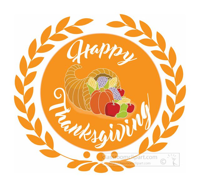 Friendsgiving clipart banner library library Free Thanksgiving Clip Art Images banner library library