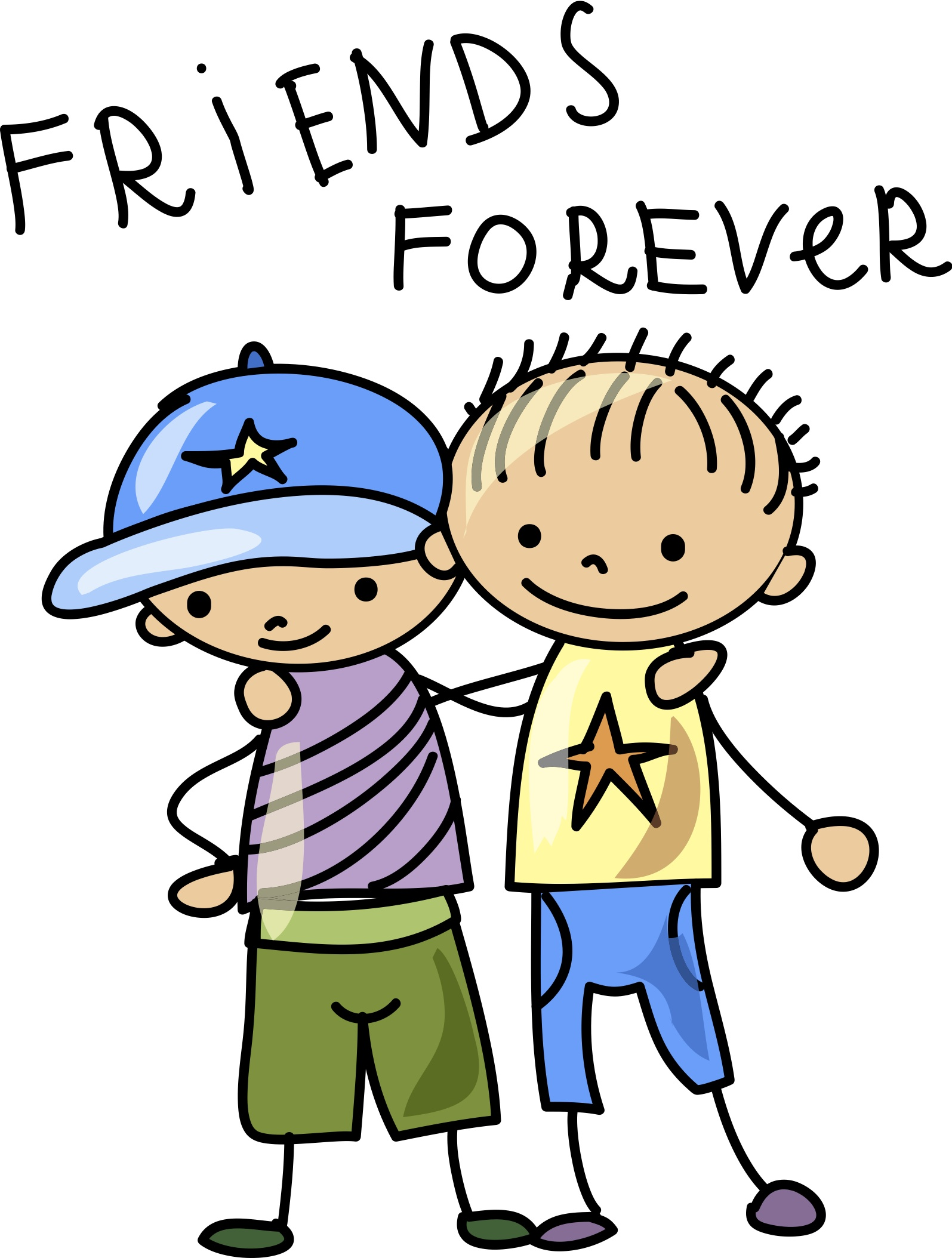 Friendship clipart for facebook picture freeuse download Facebook friendship are fake, according to a study - FB Login FB Login picture freeuse download