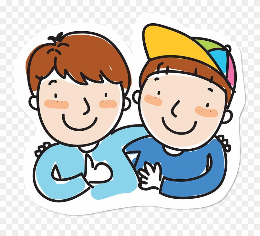 Friendship clipart images jpg stock Friendship Free Download Png - Friendship Clipart (#1585164 ... jpg stock