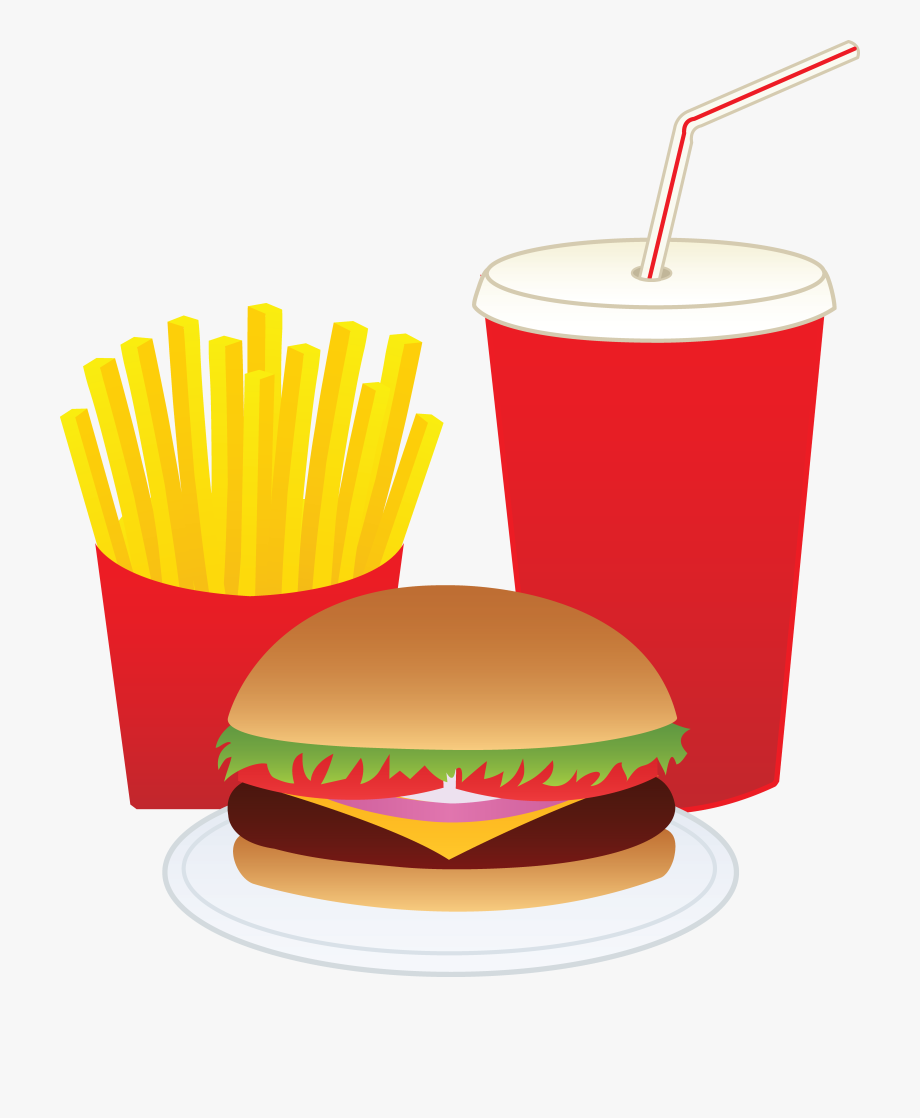 Fries cartoon clipart clip library stock French Fries In A Multi - Fast Food Clipart #15496 - Free Cliparts ... clip library stock