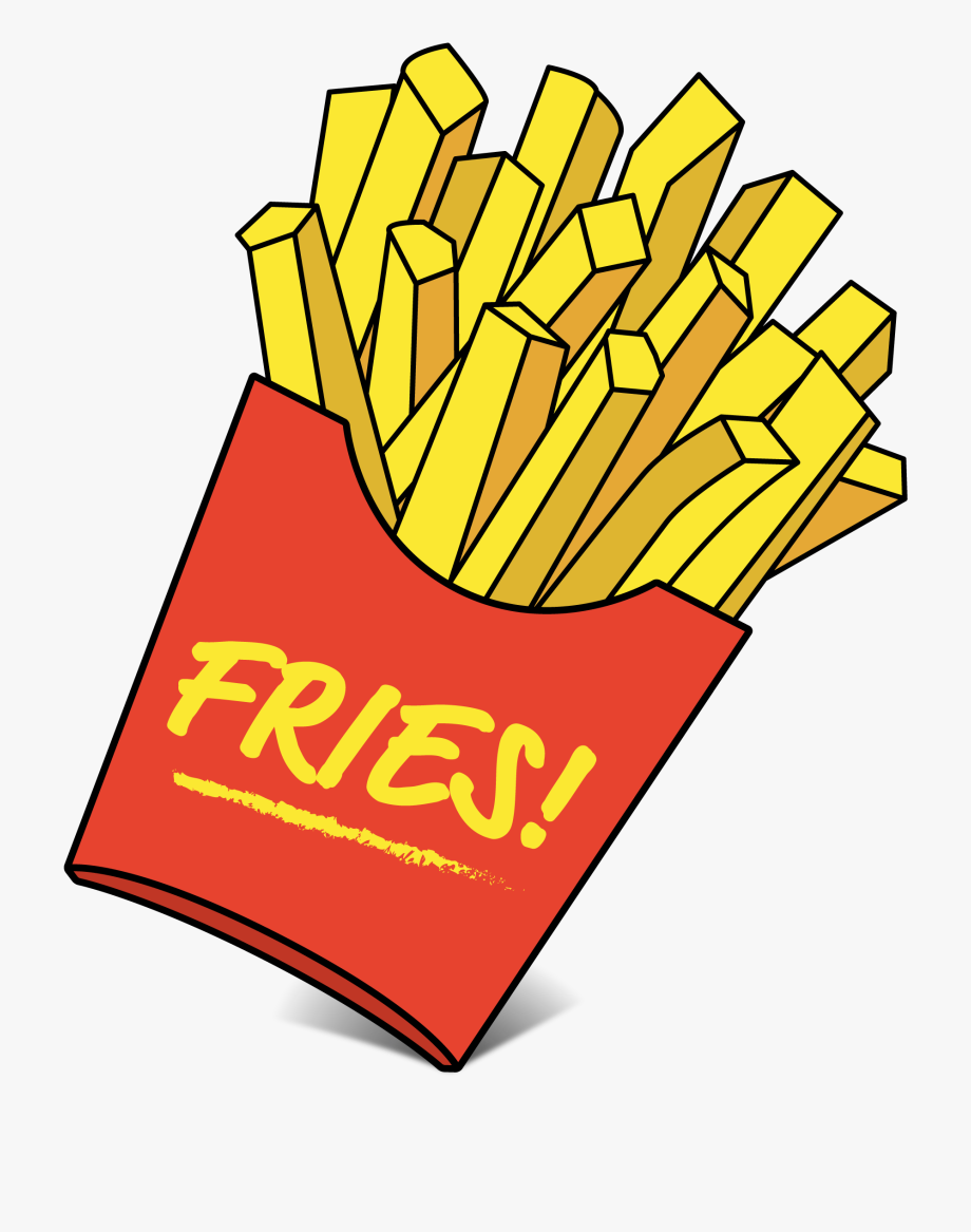 Fries clipart image library stock A Balanced Meal - Fries Clipart #2167038 - Free Cliparts on ClipartWiki image library stock