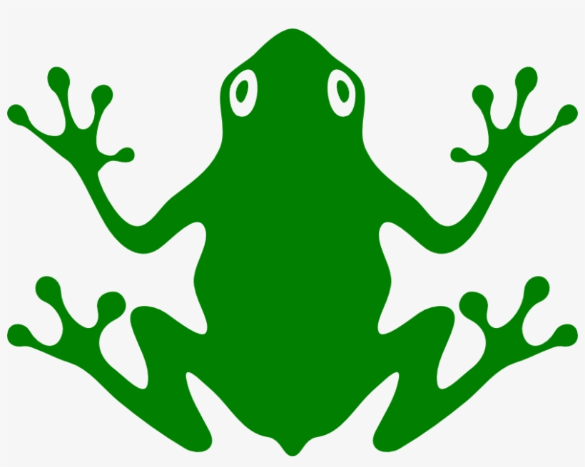 Frog clipart easy graphic free library Frog Clipart Easy - Frog Vector - Free Transparent PNG Download - PNGkey graphic free library