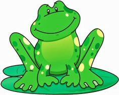 Frog clipart free banner free stock 163 Best Frog Clip Art images in 2018 | Clip art, Cute frogs, Frog art banner free stock