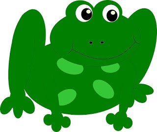 Frog observation clipart clip art black and white download Free Frog Clipart | Really Cool Blog clip art black and white download