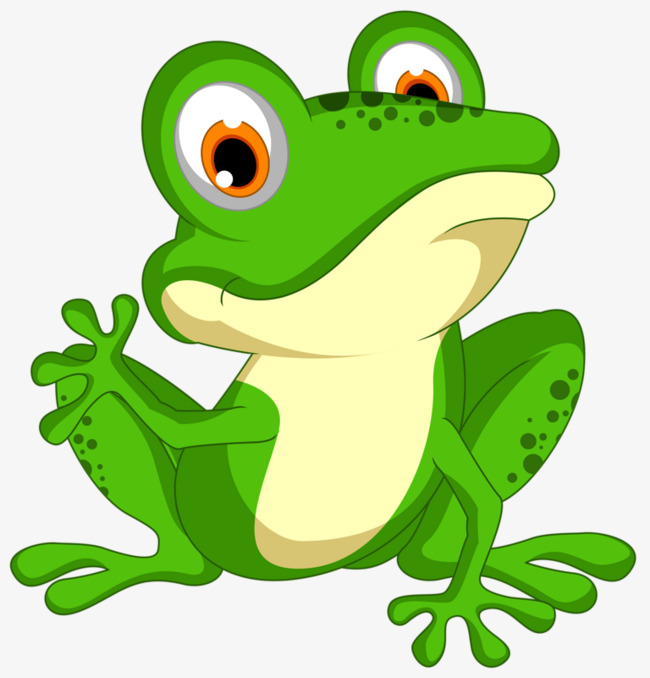 Frog clipart png png black and white download Green Frog, Frog Clipart, Frog, Cartoon #114429 - PNG Images - PNGio png black and white download