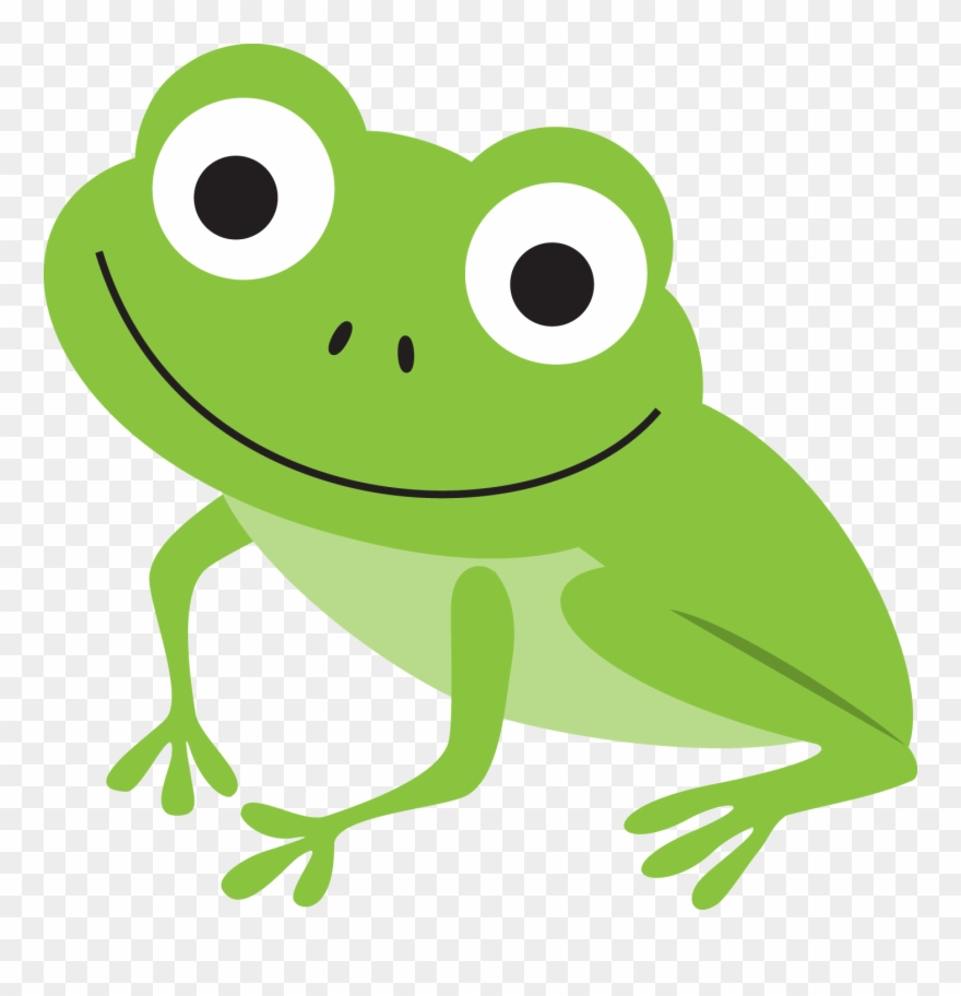 Frog clipart png svg royalty free library B *✿* Frog Illustration, Pond Life, Green Frog, Frogs - Cute Frog ... svg royalty free library