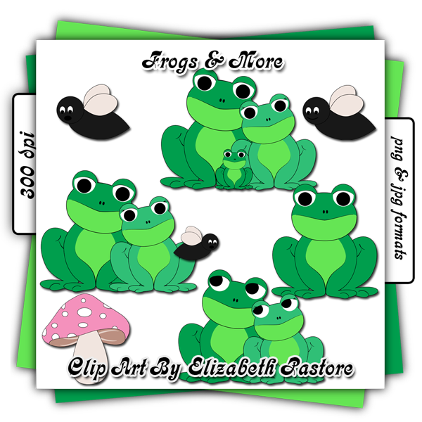 Frog with crown clipart jpg free Frog Clip Art For Kids | Clipart Panda - Free Clipart Images jpg free
