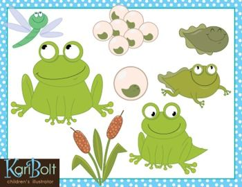 Frog cycle clipart jpg library Frog cycle clipart - ClipartFest jpg library