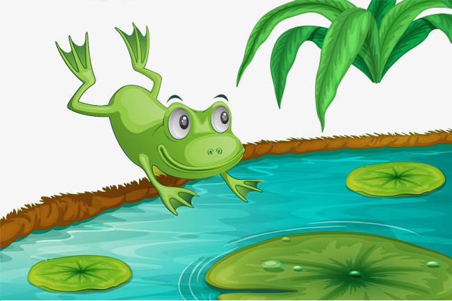 Frog pond clipart png stock Frog pond clipart 6 » Clipart Station png stock