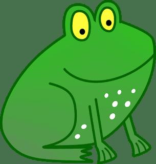 Frog observation clipart banner transparent Free Frog Clipart | Really Cool Blog banner transparent