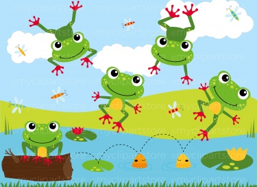 Frog on a log clipart graphic transparent download Clipart - Frog On A Log | Meylah graphic transparent download
