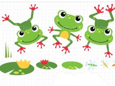 Frog on a log clipart clip free download Clipart - Frog On A Log | FROG CLIPART | Frog illustration, Frog ... clip free download