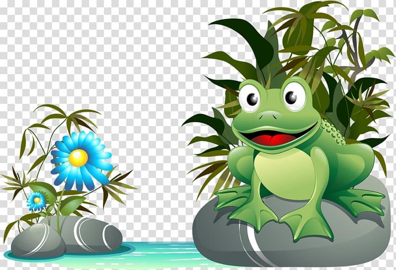 Frog pond clipart banner transparent download Frog , pond transparent background PNG clipart | HiClipart banner transparent download
