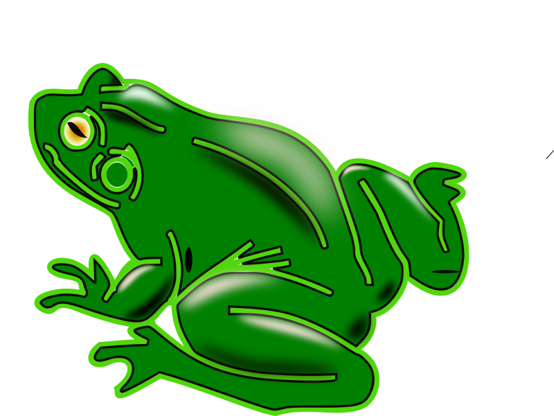 Frog snowflake clipart svg free Green frogs clipart - crazywidow.info svg free