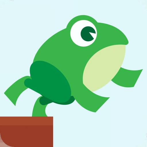Frog start and finish line clipart jpg transparent stock Jump Froggy! by Edwin Chavesta jpg transparent stock