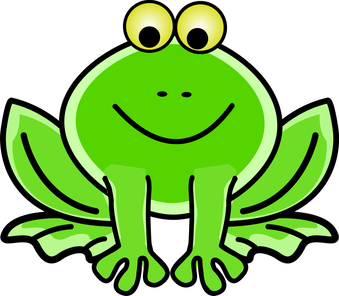 Frog turkey clipart clip royalty free Funny Frog | Free Clipart Design Download clip royalty free