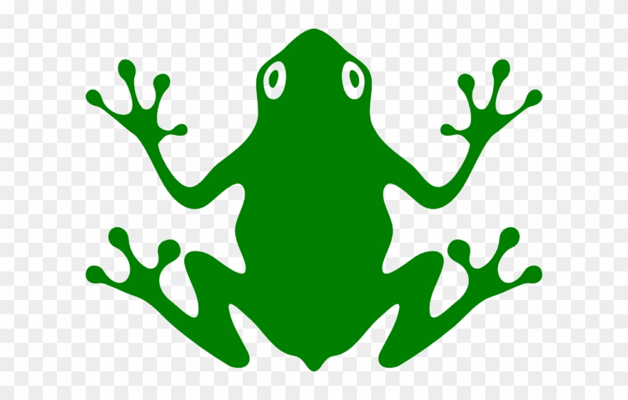 Frog vector clipart jpg stock Lily Pad Clipart Vector - Frog Vector Free - Png Download (#720563 ... jpg stock