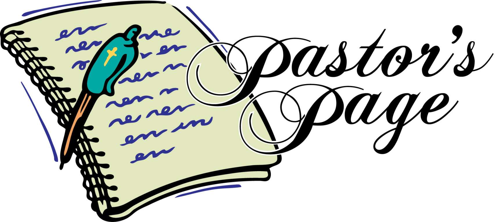 From the pastor-s desk clipart png black and white pastor\'s page | Lutheran Church of Our Savior png black and white