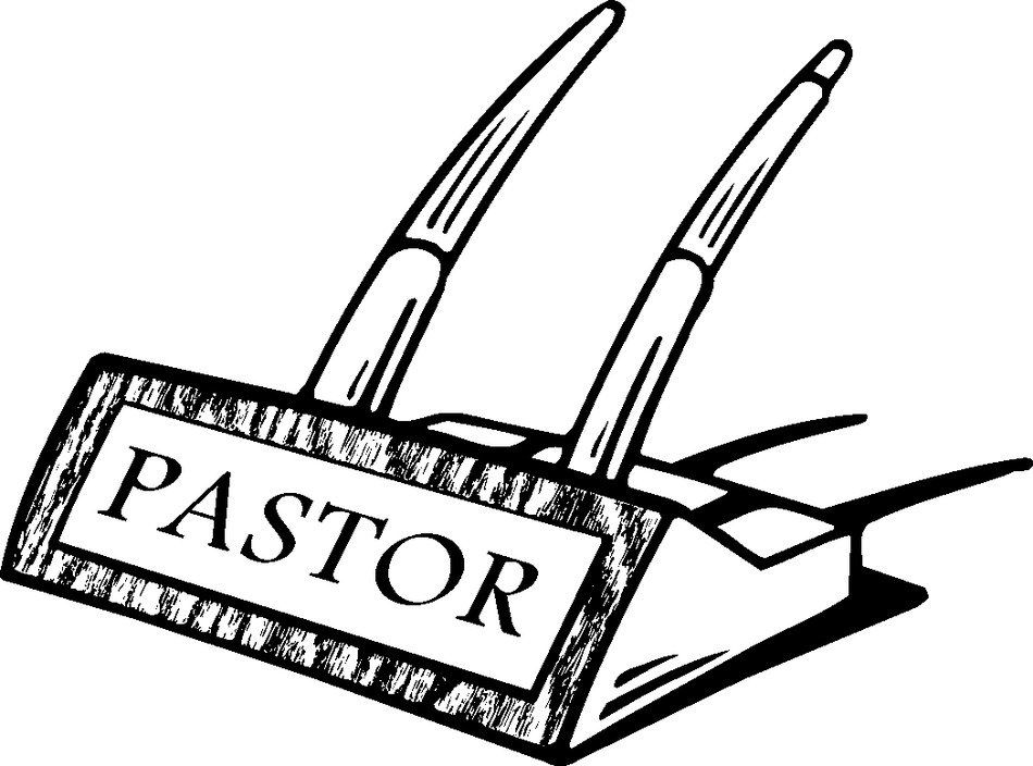 From the pastor-s desk clipart banner free download Pastors Desk Clip Art free image banner free download
