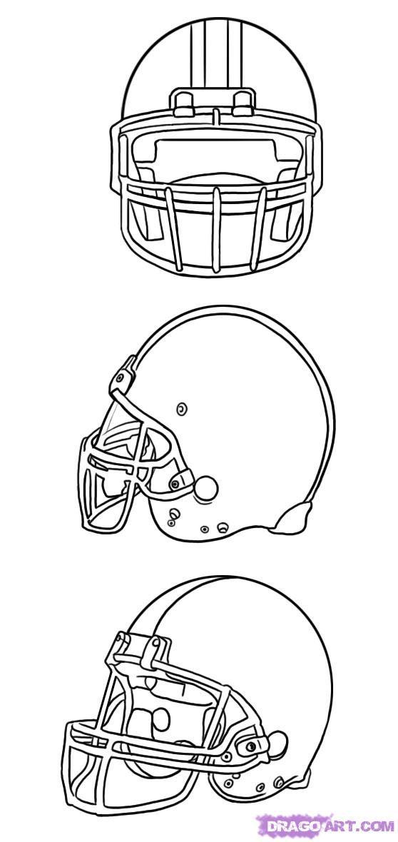 Front helmet outline clipart graphic transparent download football helmet template front - Google Search use for redesign ... graphic transparent download