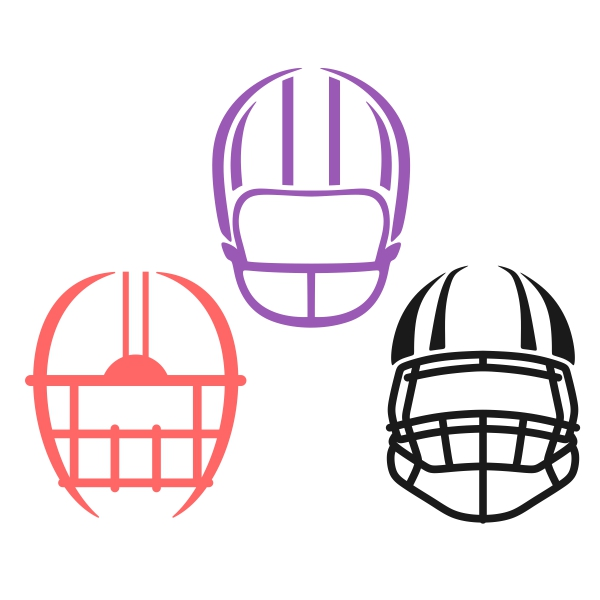 Front helmet outline clipart png freeuse library Football Helmet Front View | Free download best Football Helmet ... png freeuse library