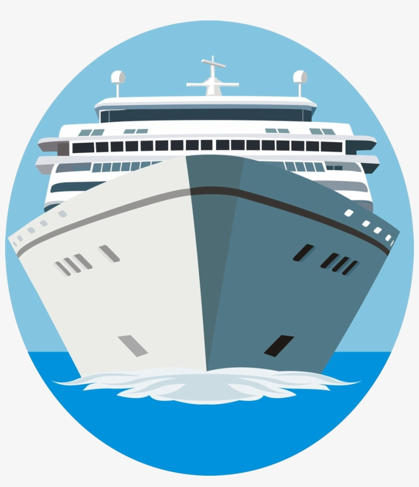 Front of ship clipart image freeuse stock Cruise Ship Clipart Cargo Ship - Cruise Ship Front View Clipart ... image freeuse stock