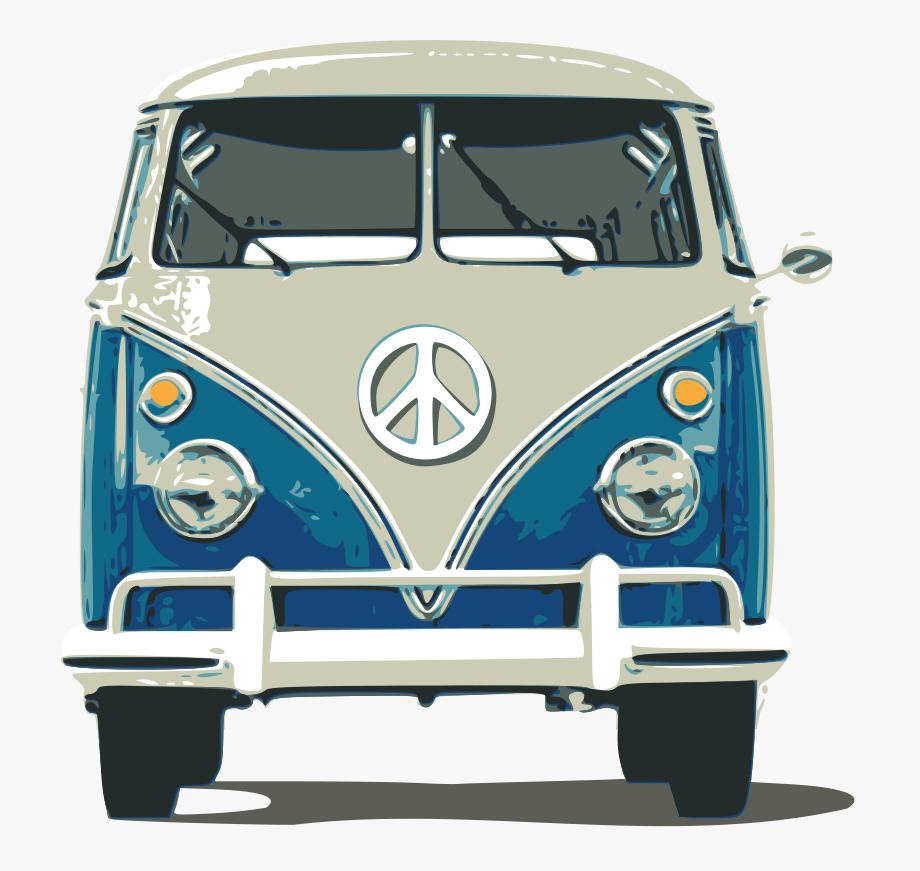 Front of van clipart image transparent stock Free To Use &, Public Domain Van Clip Art - Volkswagen Bus Front ... image transparent stock