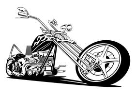Front view of motorcycle handlebars and tire clipart jpg library library Motorcycle Handlebars Free Vector Art - (1,376 Free Downloads) jpg library library