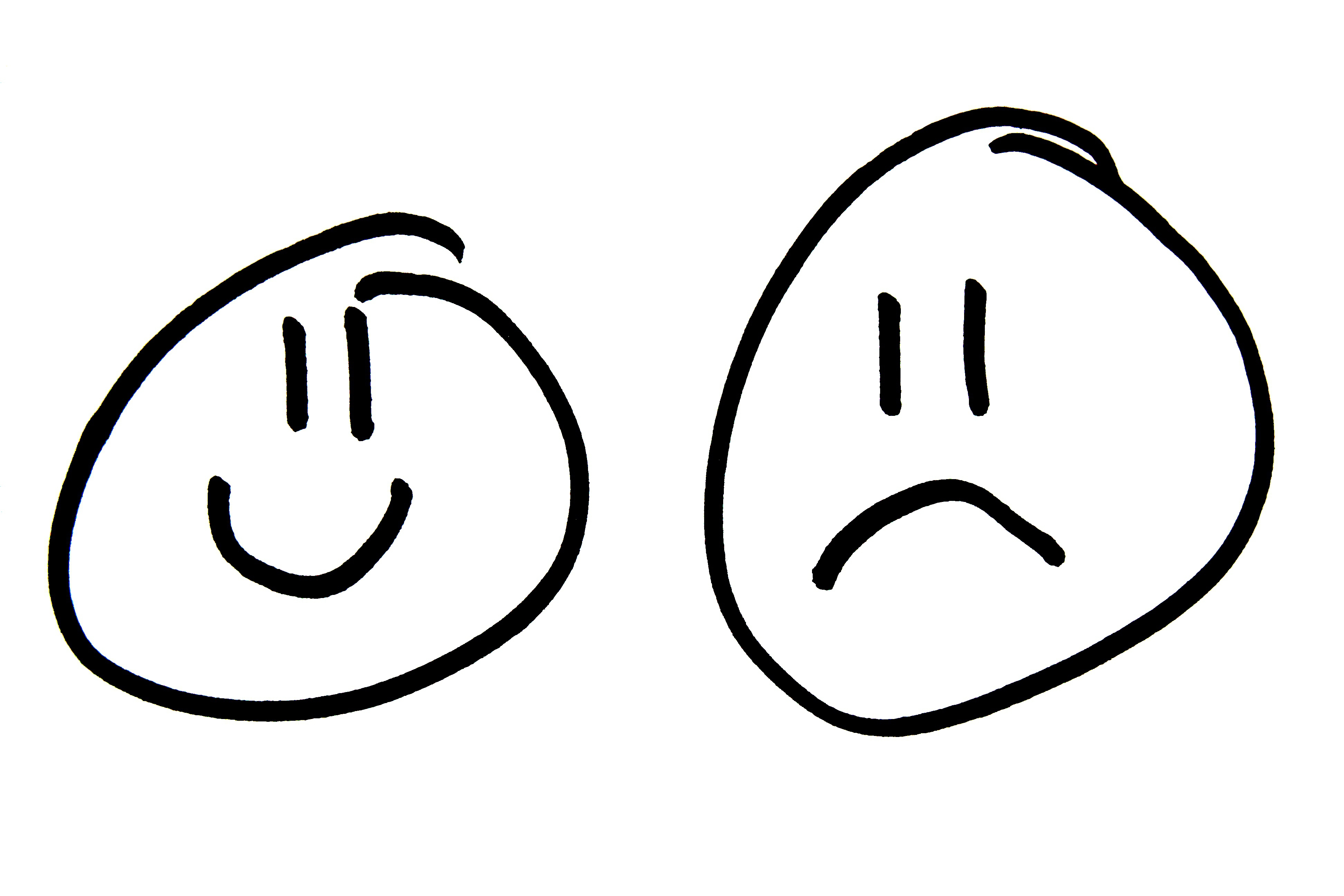 Frown to smile clipart jpg transparent download Free Frowning Smiley Face, Download Free Clip Art, Free Clip Art on ... jpg transparent download