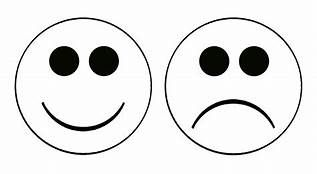 Frown to smile clipart clip black and white library frown to smile paper plate craft - Yahoo Image Search Results ... clip black and white library