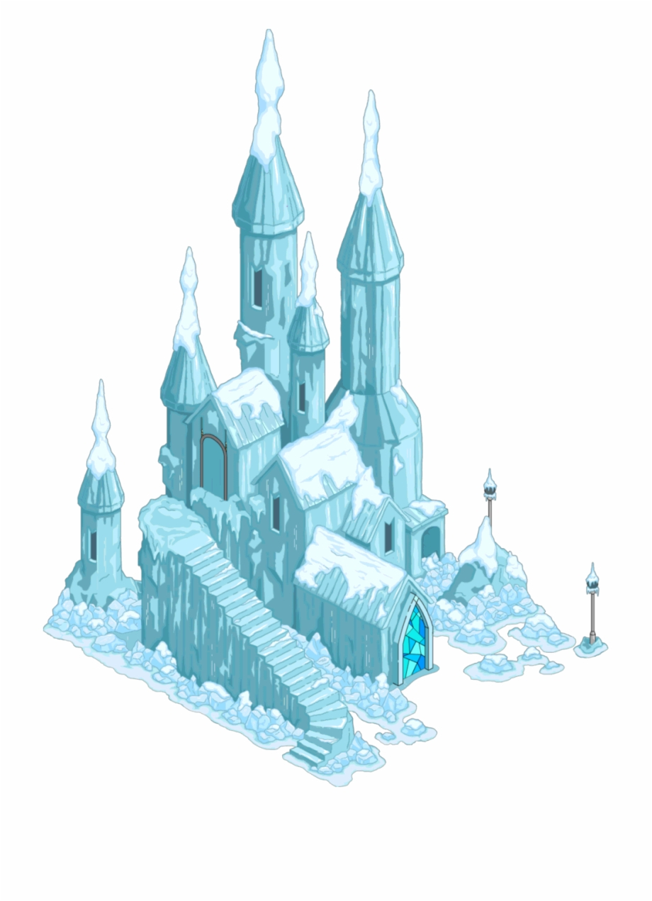 Frozen castle clipart picture free Palace Clipart Frozen Castle - Disney Frozen Palace Png Free PNG ... picture free