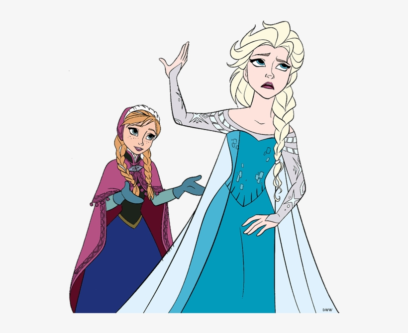 Frozen disney clipart banner transparent library Frozen Castle At Getdrawings - Frozen Anna Disney Clipart - Free ... banner transparent library