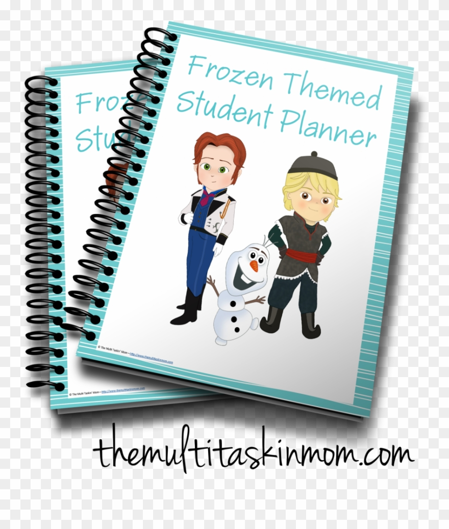 Frozen themed cliparts jpg freeuse download Frozen Themed Student Planner Boys Clipart (#2869458) - PinClipart jpg freeuse download