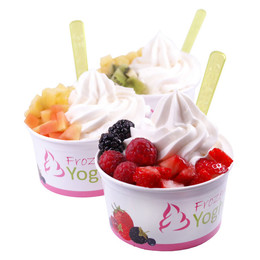 Frozen yogurt clipart jpg library library Download Frozen yogurt clipart Frozen yogurt Ice cream Smoothie jpg library library